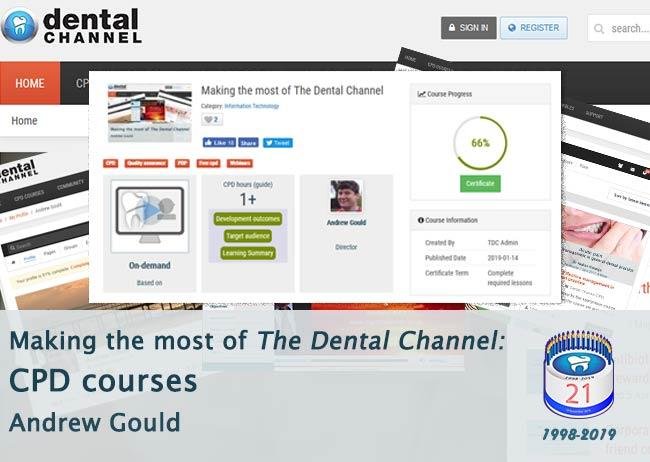 Making the most of The Dental Channel